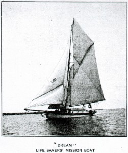 The Life-Savers' Mission Boat - The Dream