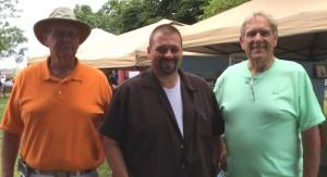 Jeff Richardson, John Kotzian and Scott Richardson