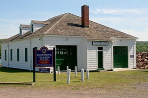 Eagler Harbor LSS museum