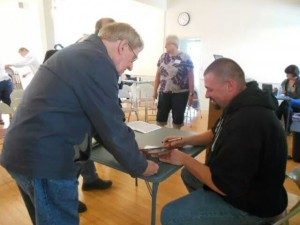 Book Signing in Eagle Harbor