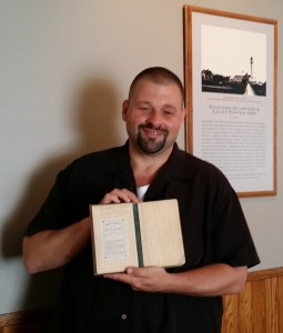 Holding the past at Whitefish Point
